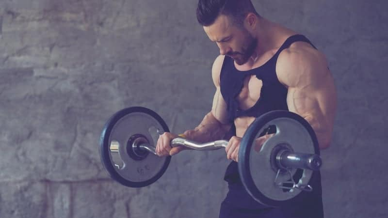 Lifting Free Weights is More Effective