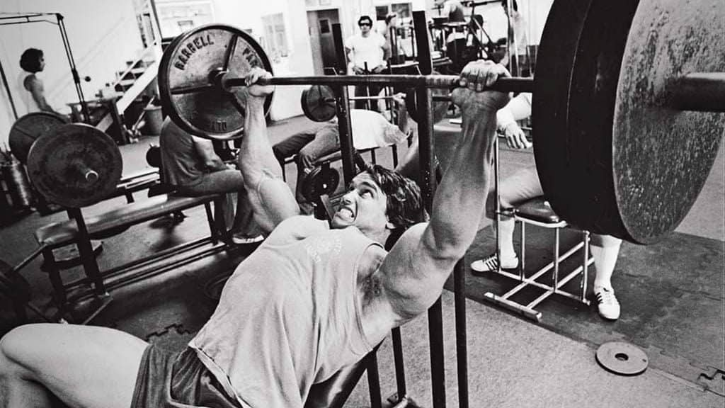 The 6-Week Bench Press Power Boosting Workout Routine