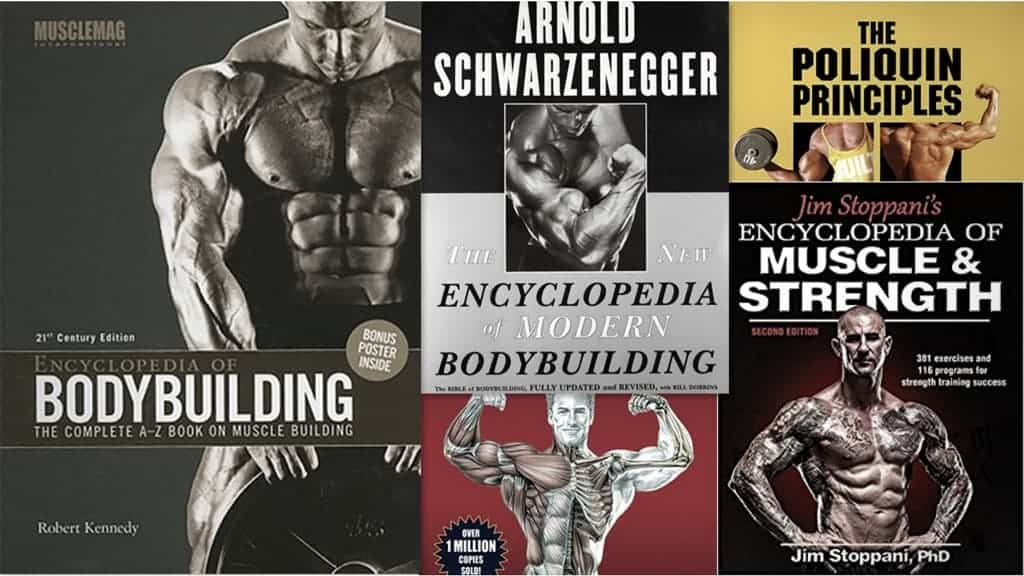 Best bodybuilding books ever written