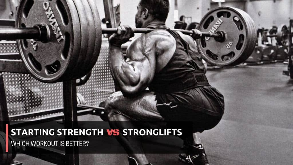 Starting Strength VS  Stronglifts 5x5: Which Program is Better?