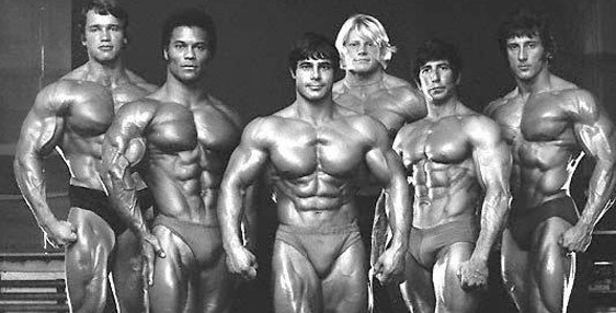 The Golden Era of Bodybuilding!