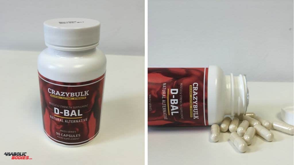 Dianabol Legal Steroid Alternative – D-Bal by CrazyBulk