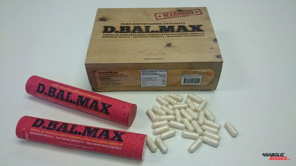 D-Bal Max is another one of the legal steroid alternatives for Dianabol