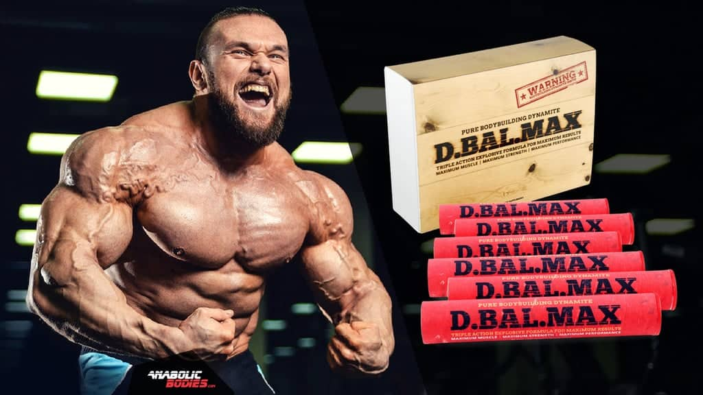 D Bal MAX - Bodybuilding Dynamite