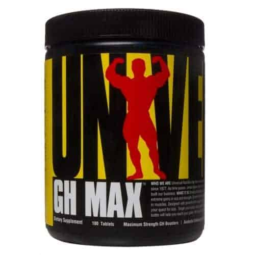 Universal GH MAX HGH Supplement