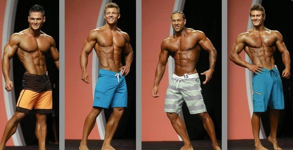 Reverse dieting after bodybuilding competition or cutting