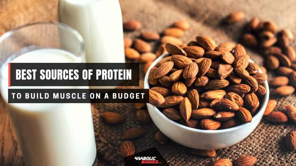 Cheapest sources of high protein foods