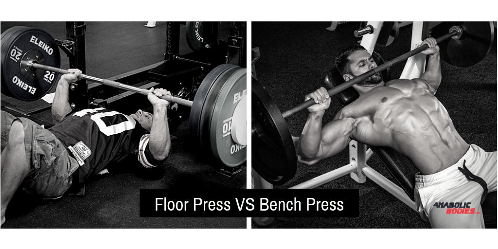 Floor Press VS Bench Press: Everything