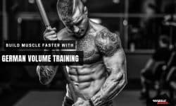 German Volume Training guide and Free GVT Workout Routine