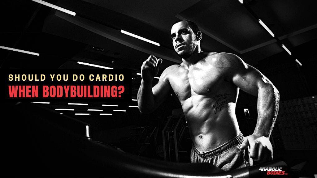 Bodybuilding Cardio? Why You Should NOT Do Cardio when Bodybuilding